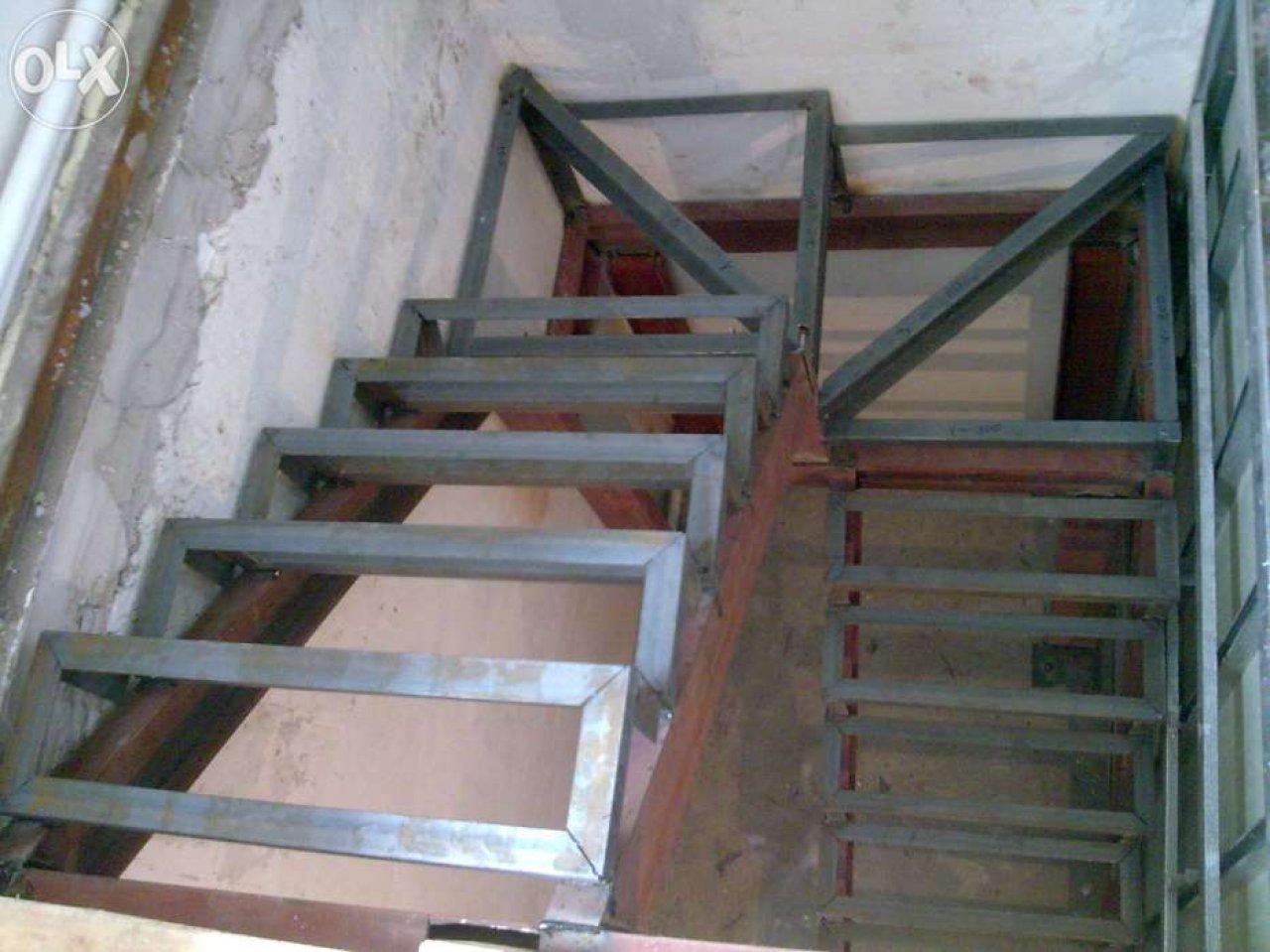 Забежная лестница 180 градусов своими руками фото 241