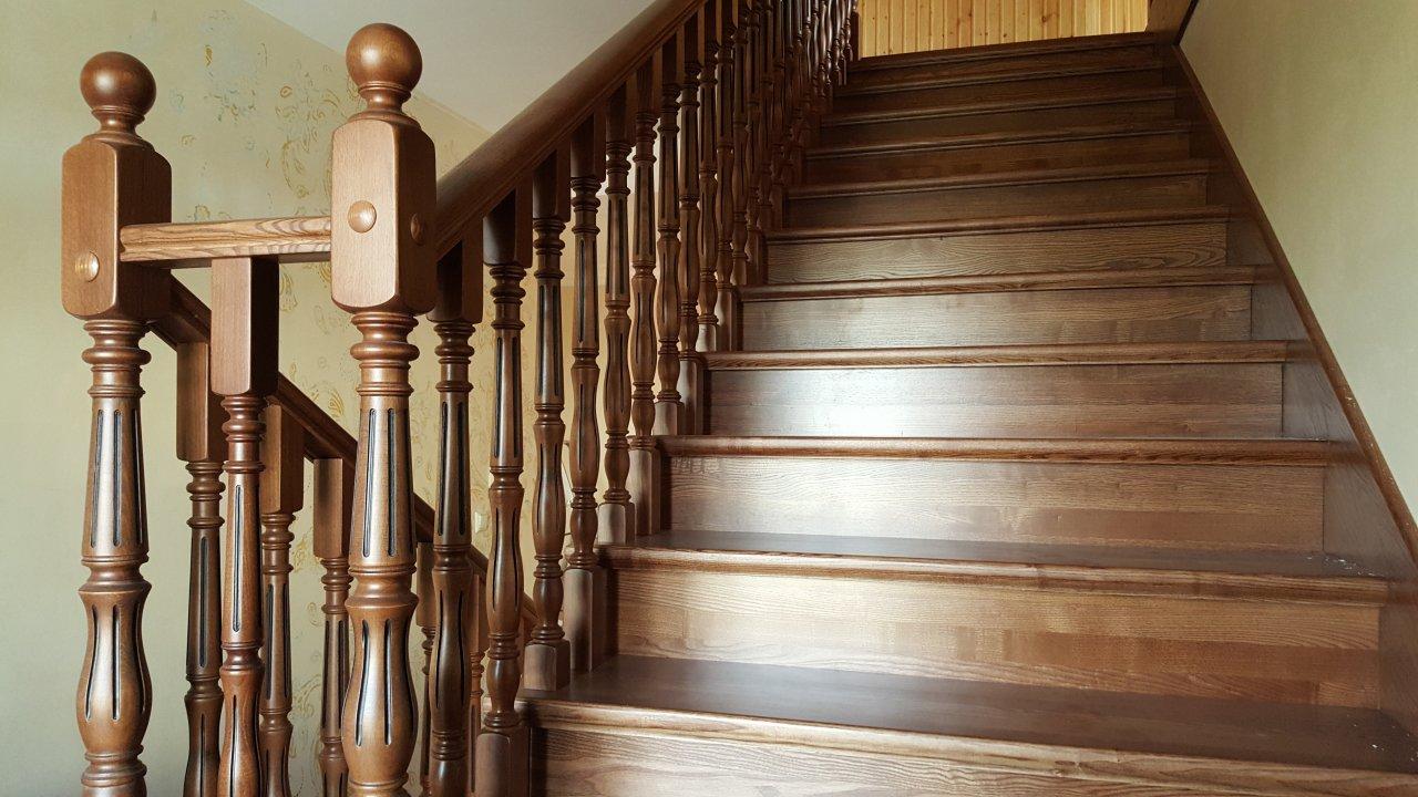 деревянные лестницы производство в московской области